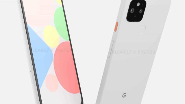 Este Pixel foi cancelado pela Google. Vejas as fotografias