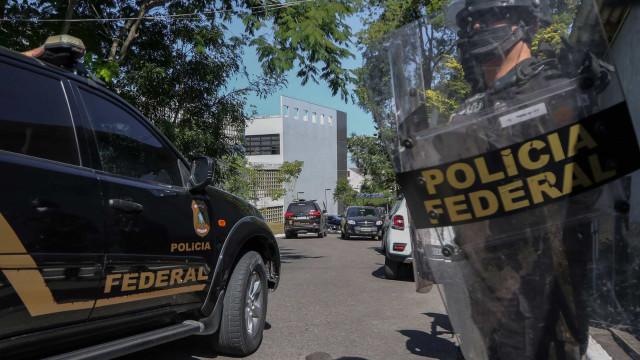 Polícia Federal deflagra operação contra quadrilha de roubo a bancos