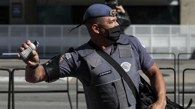 Doria diz que PM agiu pela integridade 'dos dois lados' na Paulista