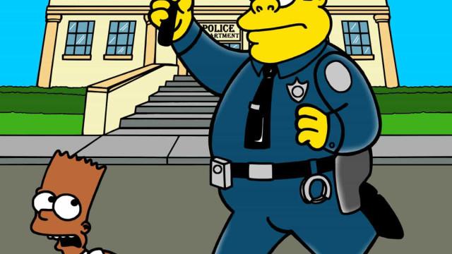 'Simpsons' mudam tom de pele em homenagem a George Floyd