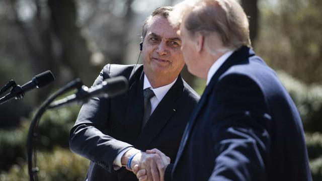 Bolsonaro diz que foi convidado por Trump para reunião do G7