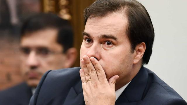 Maia: Governo deveria falar qual é a pauta de interesse para os próximos 2 meses