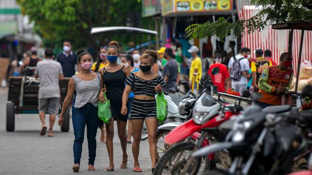 Retomada das atividades no Pará registra aglomeração e não segue regras