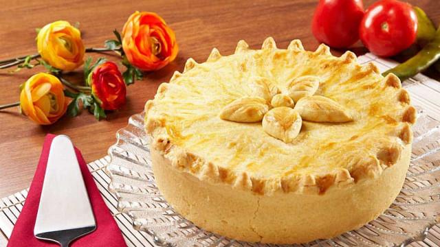 Aprenda a fazer uma saborosa Torta de Legumes