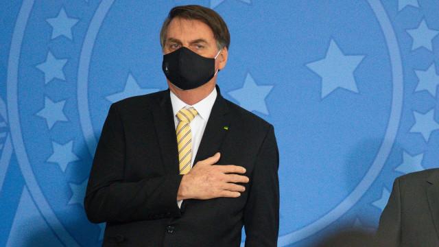 Liberdade de expressão tem que ser para todo mundo, diz Bolsonaro