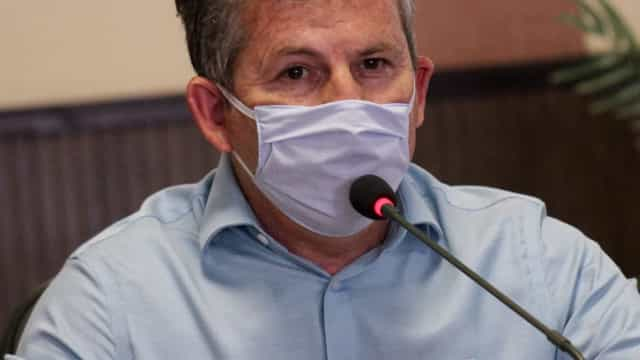 Governador de Mato Grosso é diagnosticado com Covid-19