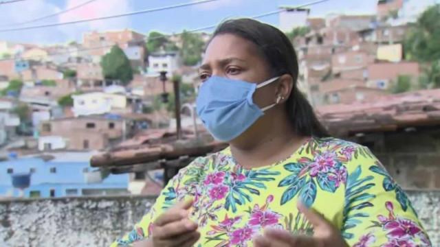 """Mãe do menino Miguel critica empregadora: """"Falta de paciência"""""""