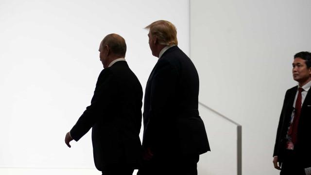 Em sinal a Trump, Putin detalha politica para uso de armas nucleares