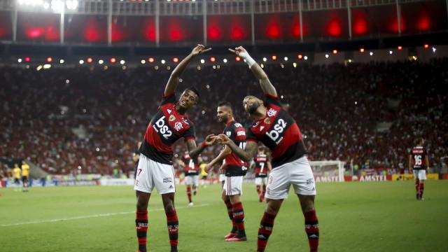 Nutricionista salvou time do Flamengo de suco estragado na Libertadores