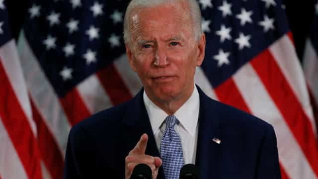 Joe Biden promete à família de Jacob Blake que vai ser feita justiça