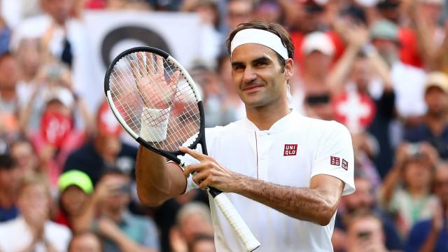 Federer confirma presença em Roland Garros e usará torneio suíço como preparação