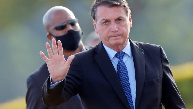 Bolsonaro diz que pode vetar trechos doPL das Fake News