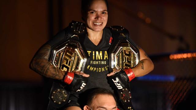 Melhor da história do UFC, Amanda Nunes fala em aposentadoria