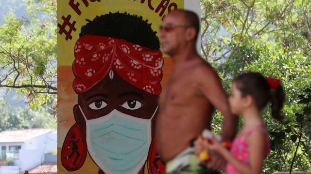 Estado do Rio registra mais 104 mortes e 2.547 casos de covid-19