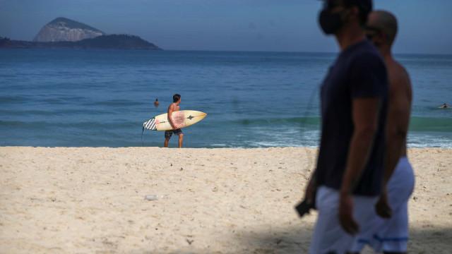 Estado do Rio: 185 mil casos de covid-19; mais de 14 mil morreram