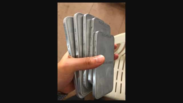 Design do iPhone 12 revelado por moldes para capas