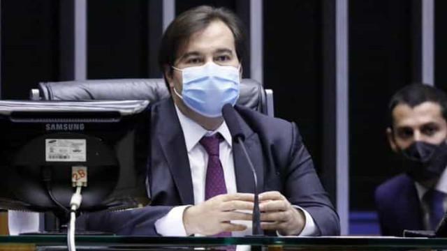 Após votação, Rodrigo Maia fala em projeto de diálogo para 2022