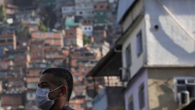 Estado do Rio registra mais 28 mortes e 1.166 casos de covid-19