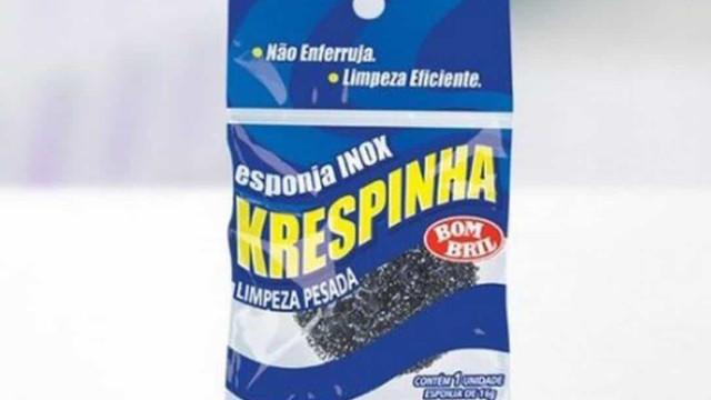 Após acusações de racismo, Bombril retira esponja 'Krespinha' de site