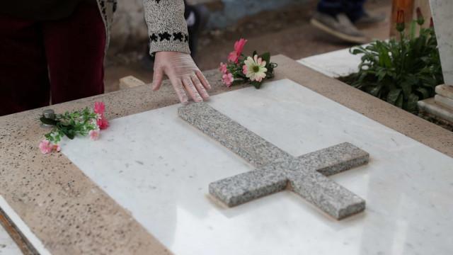 PMs assassinados após abordagem a falso policial são enterrados em SP