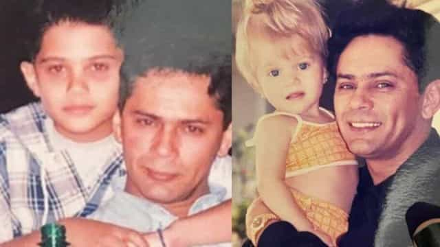 Filhos do cantor Leandro homenageiam pai nos 22 anos da morte do músico