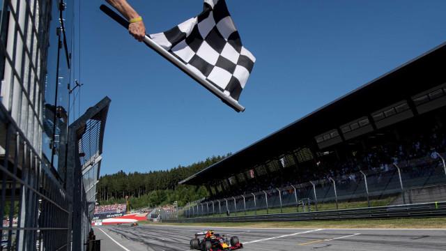 Fórmula 1 vai vender retalhos da bandeira para ações sociais