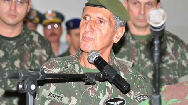 General Esper morre aos 74 anos, de câncer
