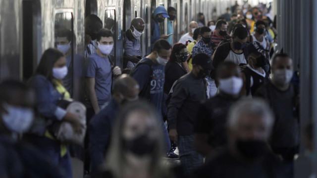 Até 1,2 milhão de moradores foram infectados por covid em SP