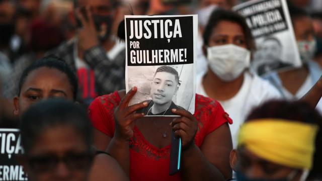 Polícia identifica ex-PM apontado com suspeito da morte de Guilherme