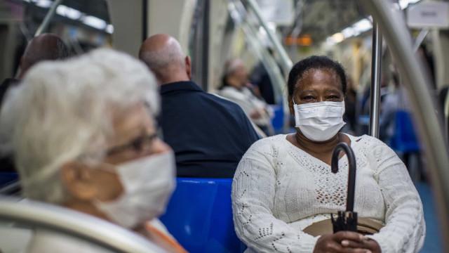 São Paulo registra 15,6 mil óbitos por coronavírus