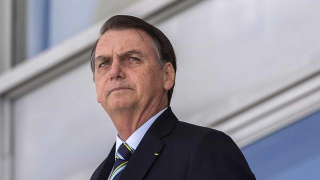 Em evento sobre covid, Bolsonaro chama jornalista de 'bundão'