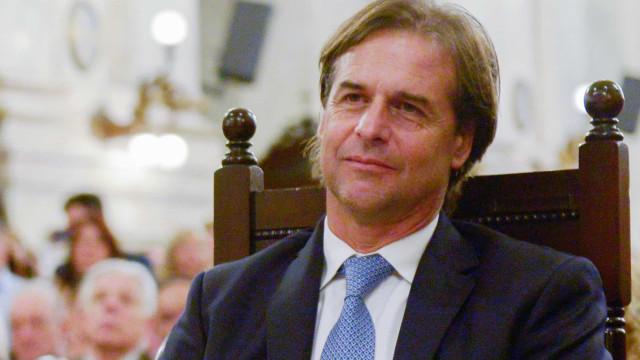Lacalle Pou defende Mercosul sem alinhamento com EUA ou China