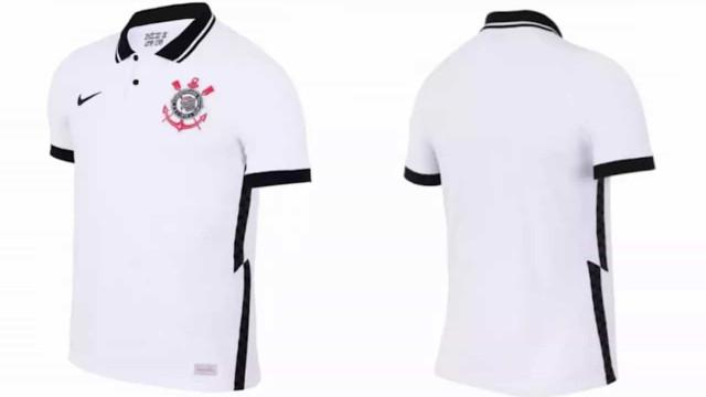Novo uniforme do Corinthians homenageia o título brasileiro de 1990