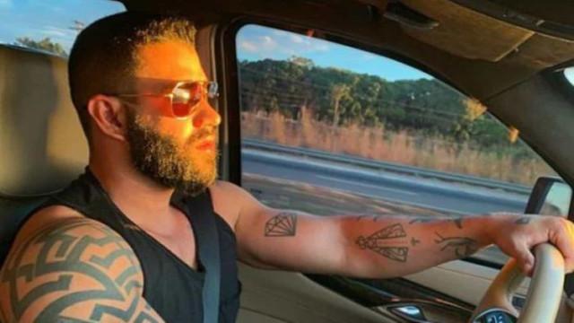 Gusttavo Lima se envolve em acidente de trânsito em GO