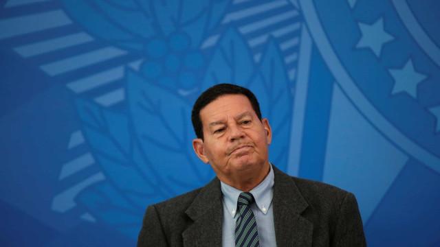 Mourão reitera defesa de viés liberal e de continuidade da agenda de reformas