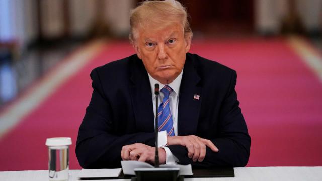 Câmara dos Representantes apresenta artigo de 'impeachment' contra Trump