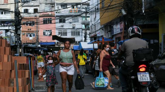 Rio de Janeiro registra mais 117 óbitos de covid-19