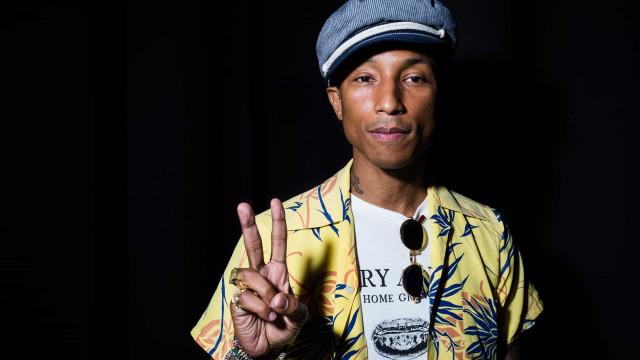 Pharrell Williams está produzindo série gospel com o tio para a Netflix