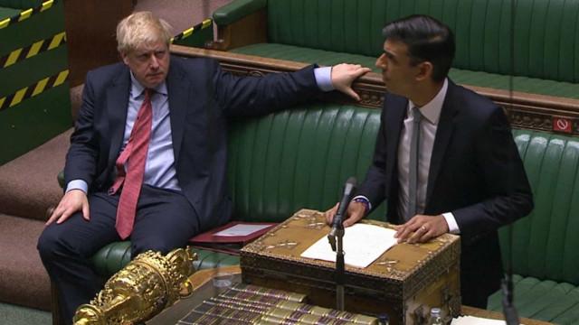 Reino Unido anuncia medidas de estímulo com foco em emprego