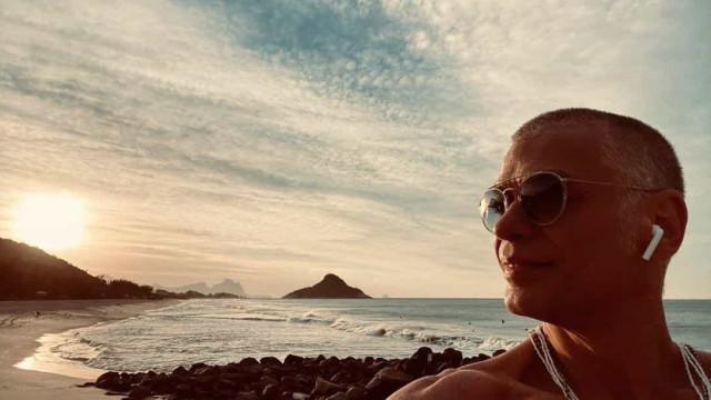 Fábio Assunção: longe da depressão e no caminho espiritual