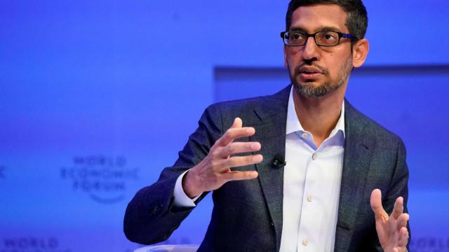Líder da Google admite progressos no combate a fake news