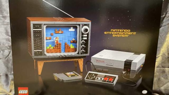 Nintendo prepara versão (muito) especial do seu primeiro console