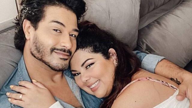 Fabiana Karla e Diogo Mello se casaram em segredo no ano passado
