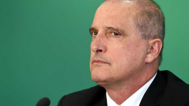 Marco Aurélio diz não pode acolher pedido da homologação de Onyx