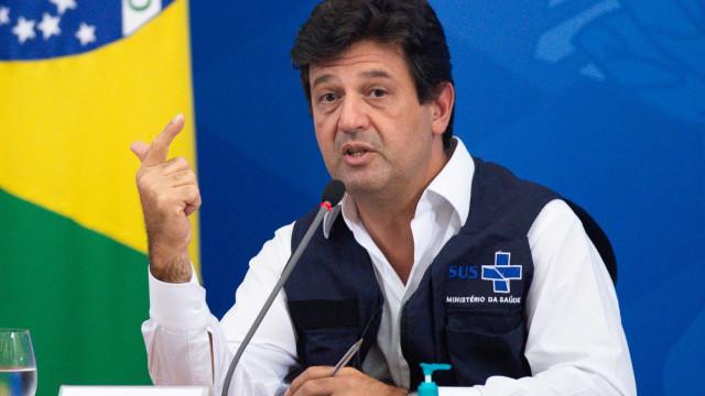 Ex-ministro da Saúde Henrique Mandetta lamenta morte de Bruno Covas