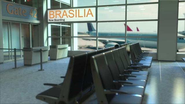 Anac reajusta tarifas do Aeroporto Internacional de Brasília
