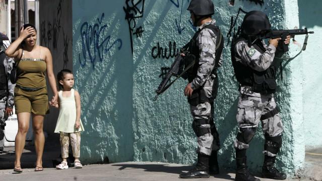 Brasileiros são os que mais temem violência no mundo, aponta índice de paz global