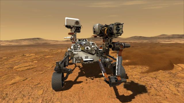 É oficial. NASA lança nova missão a Marte nesta quinta-feira