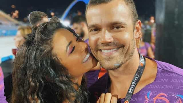 Talita Younan, de 'Malhação', se casa e não convida nem a sogra, Regina Duarte
