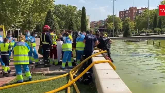 Jovem morre afogado em fonte após ser sugado por cano na Espanha